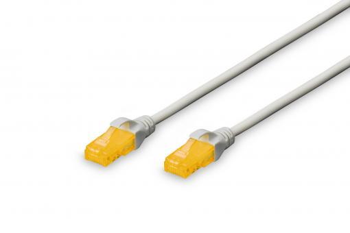 CAT 6A U/UTP patch cord