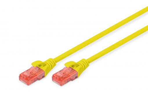 CAT 6 U/UTP patch cord - LSZH