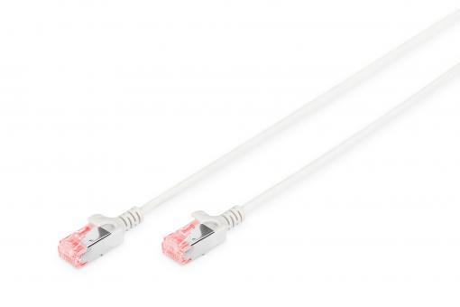 CAT 6 U/FTP Slim patch cord