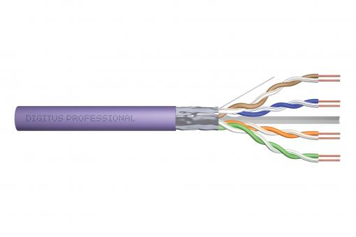 Cat.6 F/UTP installation cable, 305 m, simplex, Dca