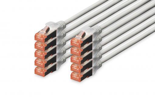 Kabel krosowy CAT 6 S/FTP