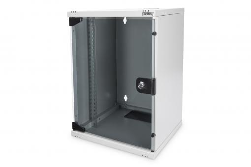 "Wall Mounting Cabinet 254 mm (10"")  - 312x300 mm (WxD)"