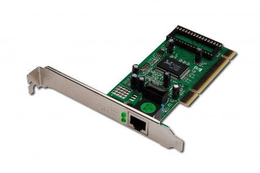 Gigabit Ethernet PCI Network Card