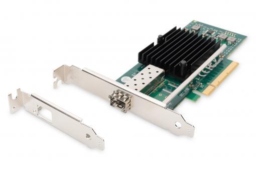 Single Port 10G SFP PCIe Network Card