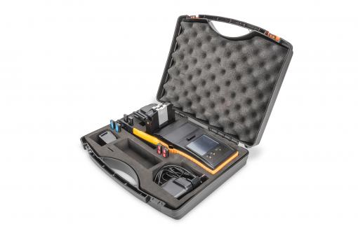 Mobile fusion splicer