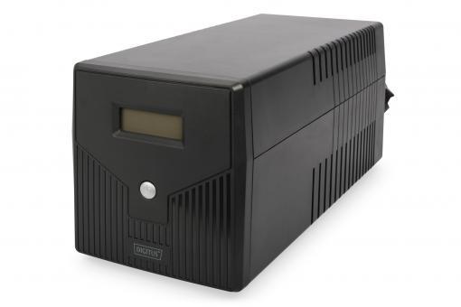 Line-Interactive UPS, 1000 VA/600 W