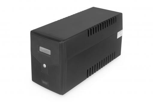 Line-Interactive UPS, 2000 VA/1200 W