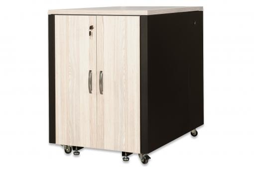 "483 mm (19"") SOUNDproof Schrank"