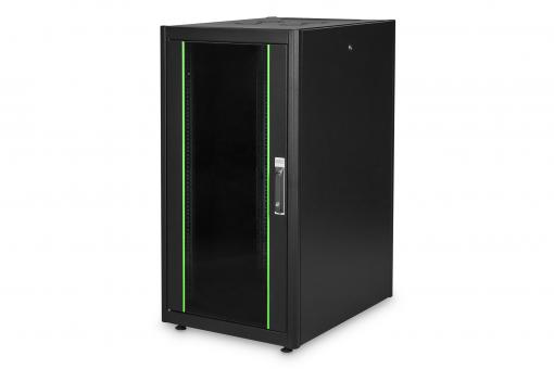 Netzwerkschrank Dynamic Basic Serie - 600x800 mm (BxT)