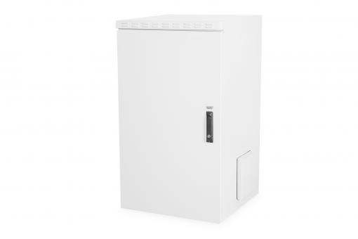 Wall Mounting Cabinets with Double Wall Structure - IP55 - Outdoor - 600x600 mm (WxD)