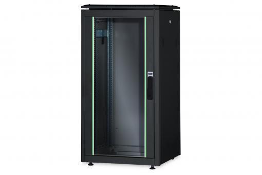 Netzwerkschrank Unique Serie - 600x1000 mm (BxT)