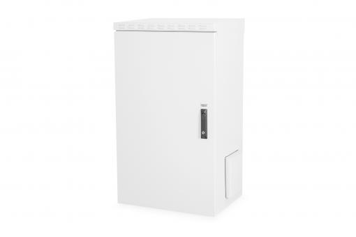 Wall Mounting Cabinets with Double Wall Structure - IP55 - Outdoor - 600x450 mm (WxD)