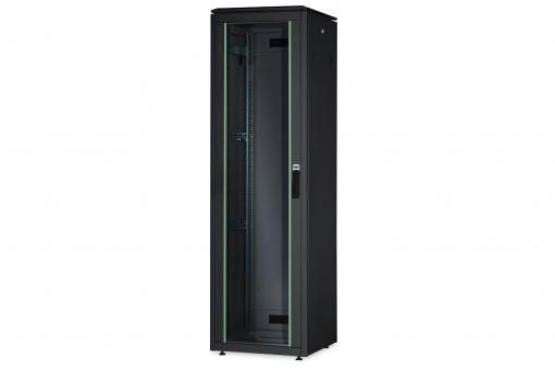 Netzwerkschrank Unique Serie - 600x800 mm (BxT)
