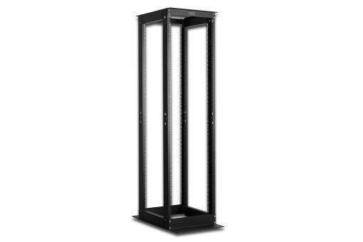 Double Frame Open Rack, unmonted - 530x1070 mm (WxD)