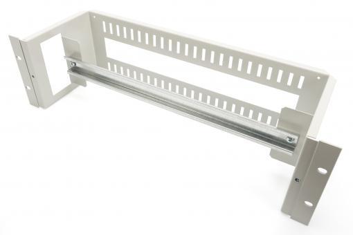 "483 mm (19"") DIN Rail Holder, 3U"