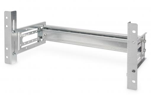 "483 mm (19"") DIN Rail Holder, 4U"