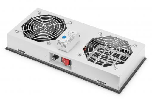 "Fan Modules for 19"" IP55 Wall Mounting Cabinets"