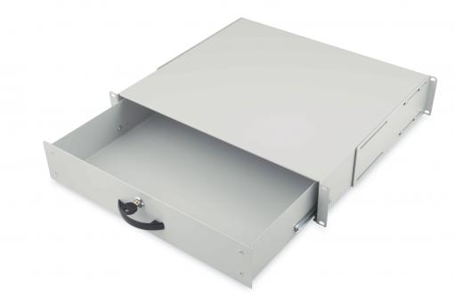 "Keyboard Drawer & Document Storage for 483 mm (19"") Cabinets"