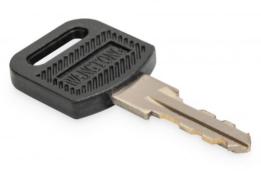 Key for wall mounting cabinets of the Dynamic Basic series