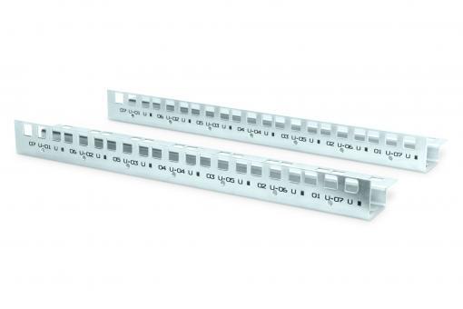 """482.6 mm (19"""") profile rails, 7U"""