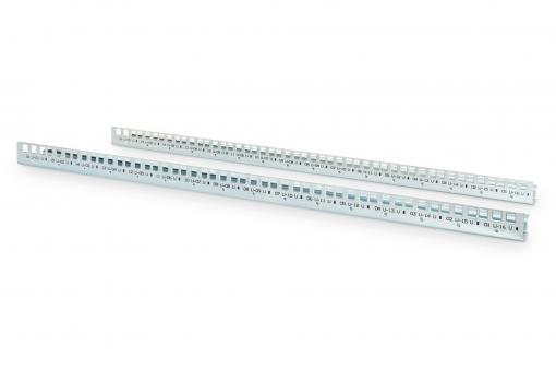 "482.6 mm (19"") profile rails, 16U"