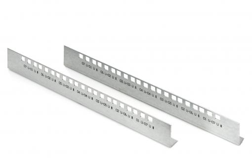 "482.6 mm (19"") profile rails, 7U"