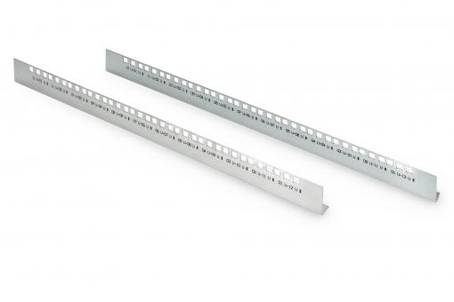 "482.6 mm (19"") profile rails, 12U"