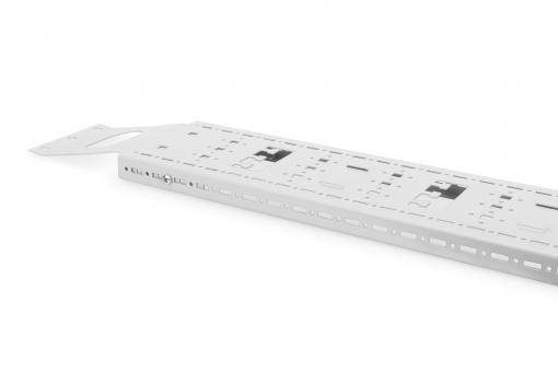 "Vertical Cable Tray for 483 mm (19"") 42U network- and server racks"