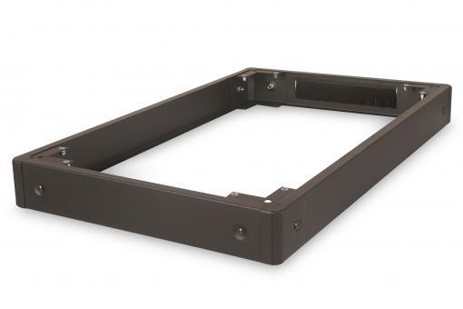 Plinthe pour armoires réseau et armoires serveur Unique et Dynamic Basic - 600x1000mm (lxp)