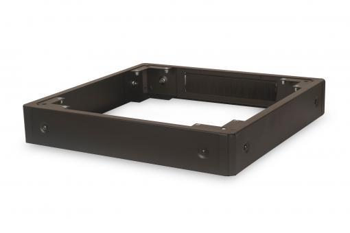 Cokół do szaf sieciowych serii Unique & Dynamic Basic – 600 x 600 mm (szer. x gł.)