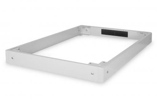 Plinth for Unique Network- & Dynamic Basic Network- and Server Cabinets - 800x1200 mm (WxD)