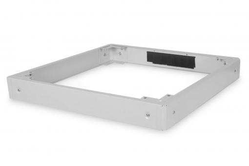 Plinth for Network Cabinets of the Unique & Dynamic Basic Series - 800x800 mm (WxD)