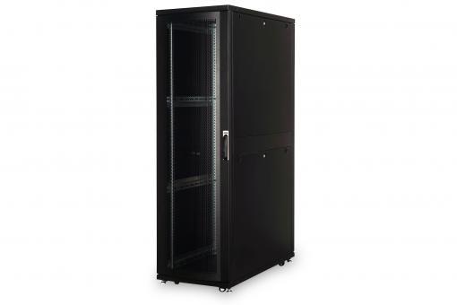 Serverschrank Unique Serie - 600x1200 mm (BxT)