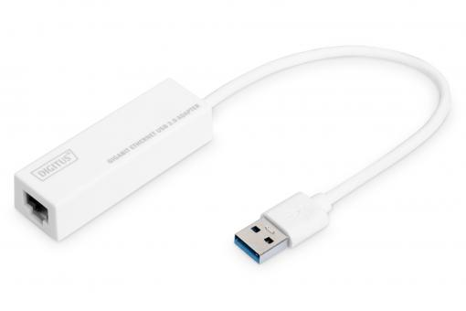 Gigabit Ethernet USB 3.0 Adapter