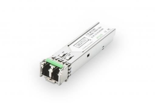 mini GBIC (SFP) Module, 1.25 Gbps, 80km