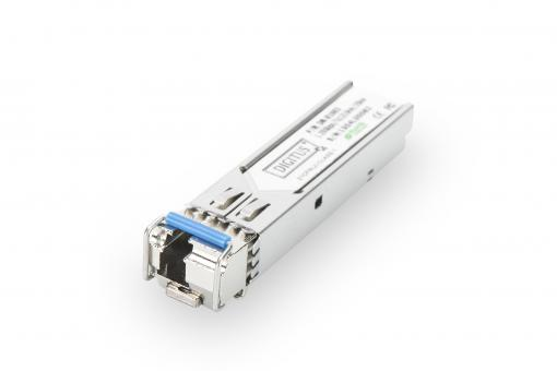 mini GBIC (SFP) Module, 1.25 Gbps, 20km