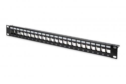 Modular Patch Panel, 24-port