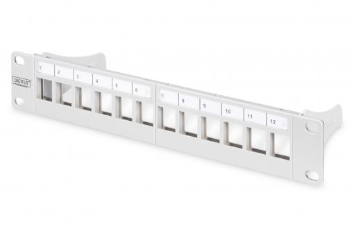 Modular Patch Panel, 12-port