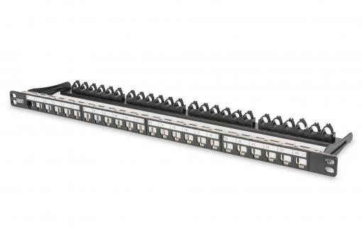 Modular High Density Patch Panel, geschirmt