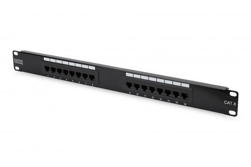 CAT 6, Class E Patch Panel
