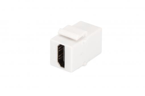HDMI 2.0 Keystone Modul (Buchse/Buchse)