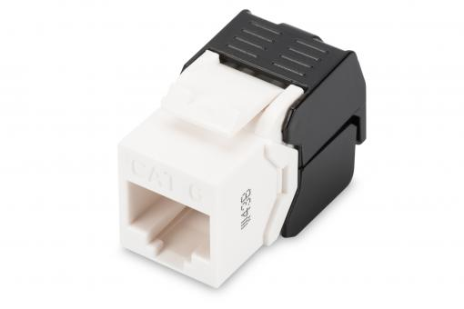 CAT 6 Keystone Jack, unshielded