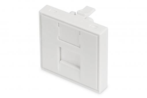 45x45 mm Face Plate for Trunking