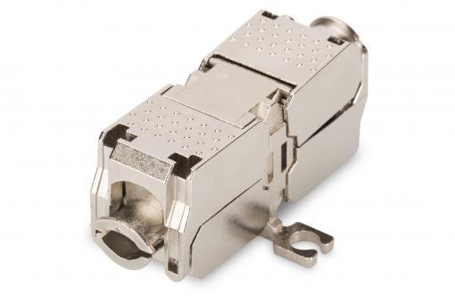 CAT 6A Field Termination Coupler, 500 MHz
