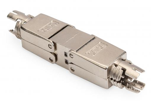 Cat. 6A CAT Connector (Coupling for field applications), 500 MHz