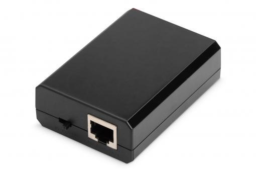 Gigabit Ethernet PoE Splitter, 802.3af, 12 W