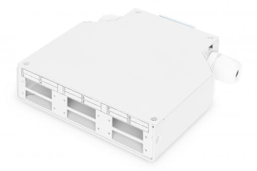 Din Rail Distribution Box