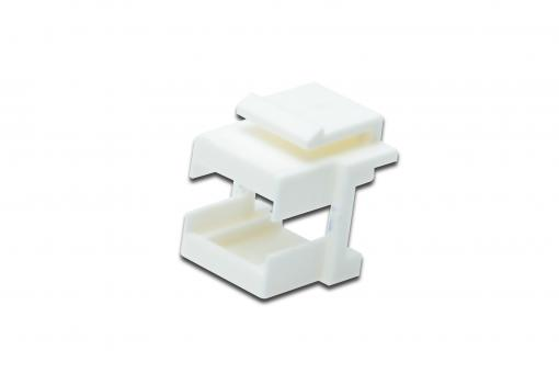 LC Keystone Adapter for Patch Panel