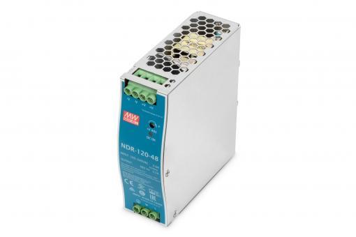 Industrial Power Supply 48V DC, 120W