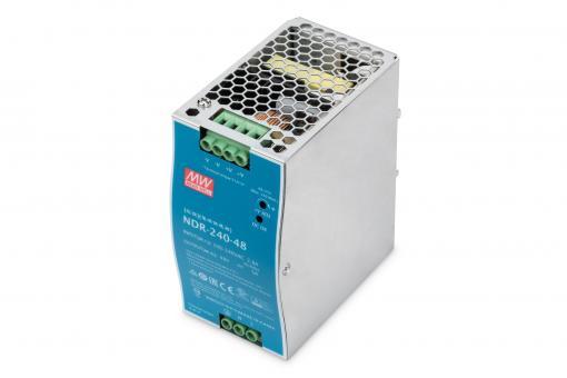 Adaptador de corriente, 48 V CC, 240 W